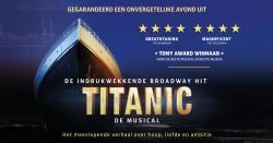 Campagnebeeld Titanic de musical - De Graaf & Cornelissen Entertainment