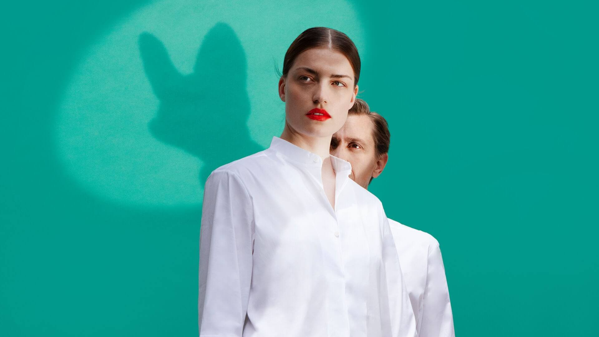 Campagnebeeld Vrouw of Vos - Foto Anouk van Klamthout