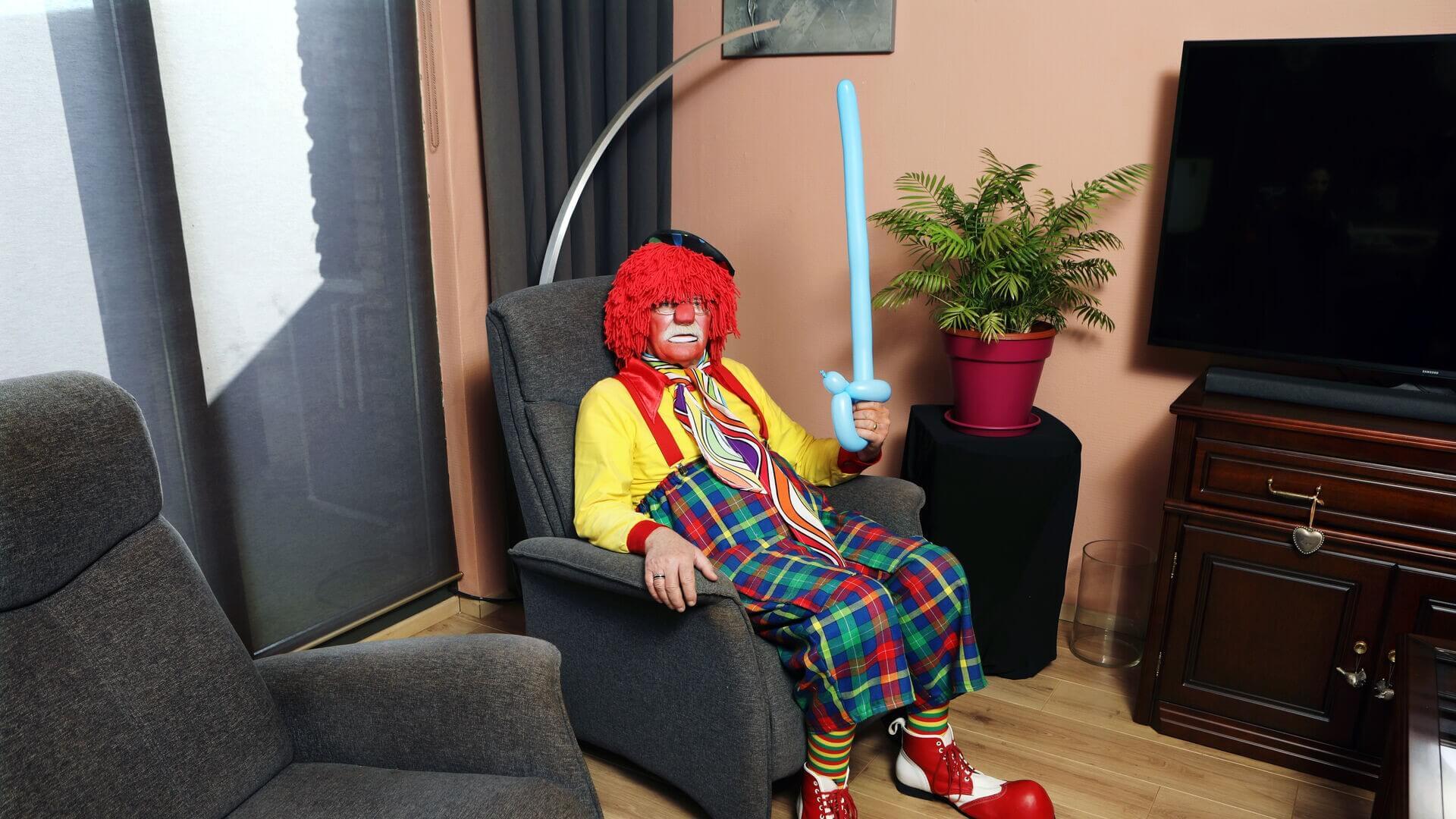Campagnebeeld Wunderbaum - The Clowns convention - Foto Jan Dirk van der Burg