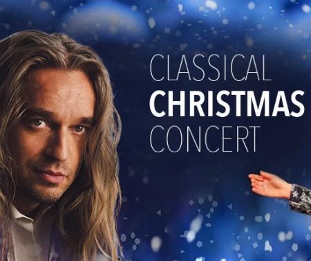 Reserveer nu met korting: Classical Christmas met Jan Vayne