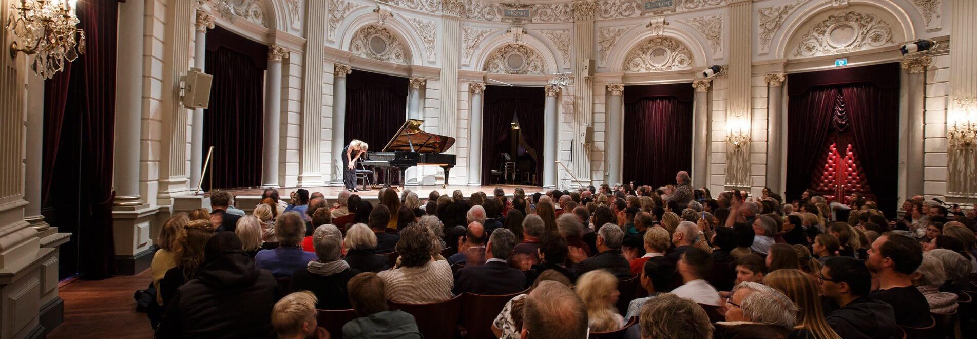 Concertgebouw Amsterdam Kleine Zaal - Foto Hans Roggen