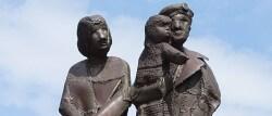 De geschiedenis van de Molukken en Hoogeveen