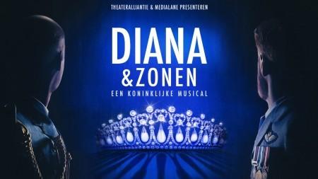 Ook Brigitte Heitzer schittert dit najaar als Diana in musical Diana & Zonen