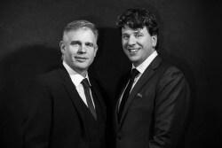 Dominic Seldis and James Pearson