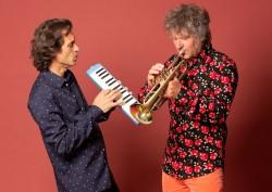 Eric Vloeimans & Juan Pablo Dobal - Más Viento Zonda - Foto Anne van Zantwijk