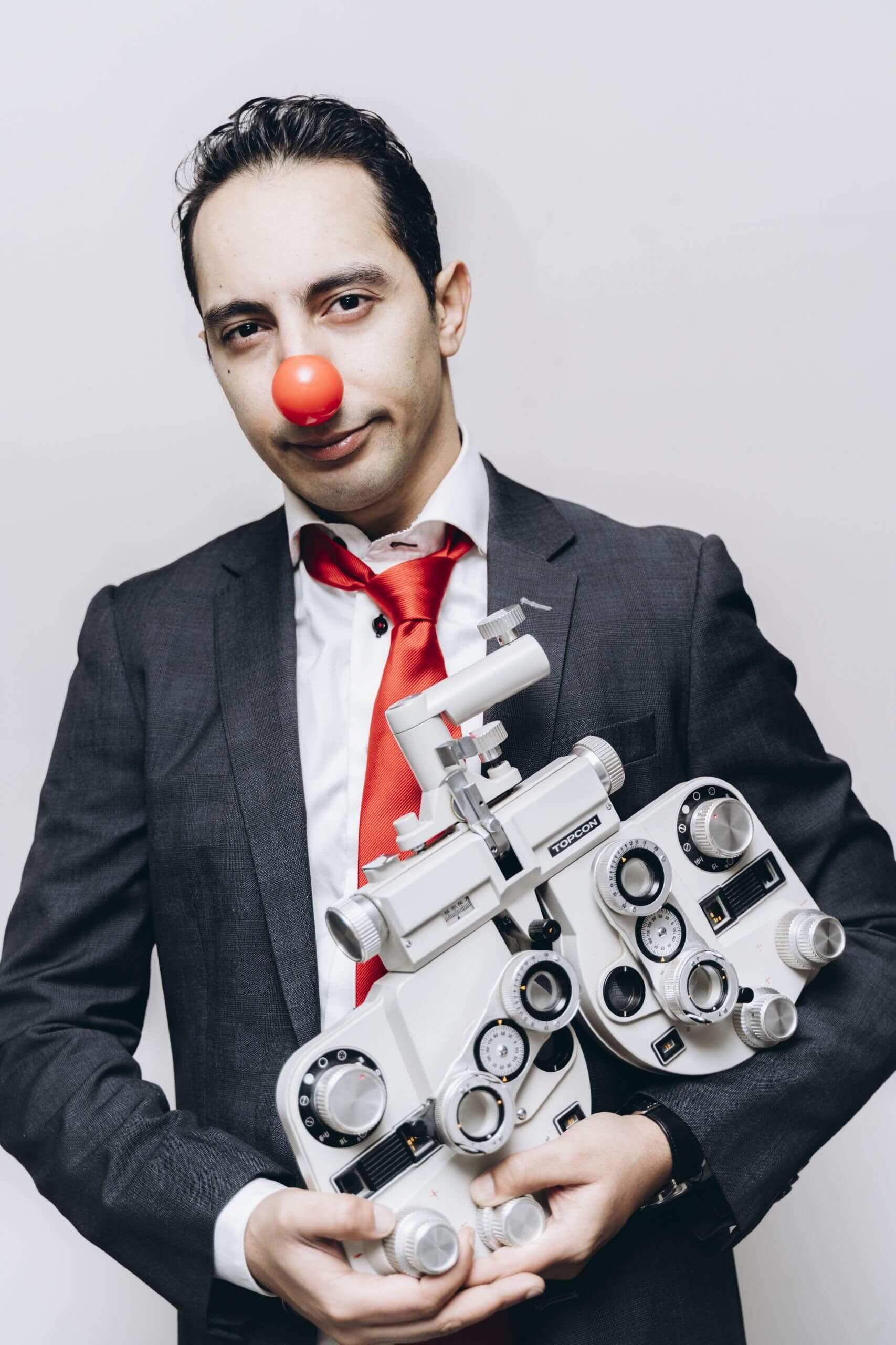 Hassan el Rahaui - Sterkte! - Foto Duy VuDinh