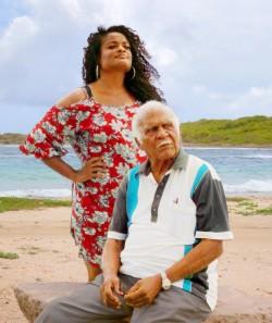 Izaline Calister en Thijs Borsten - Het eiland van mijn vader - Foto Victor Mod
