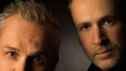Jop Wijlacker en Dennis Kolen - Foto Selin Gholonian