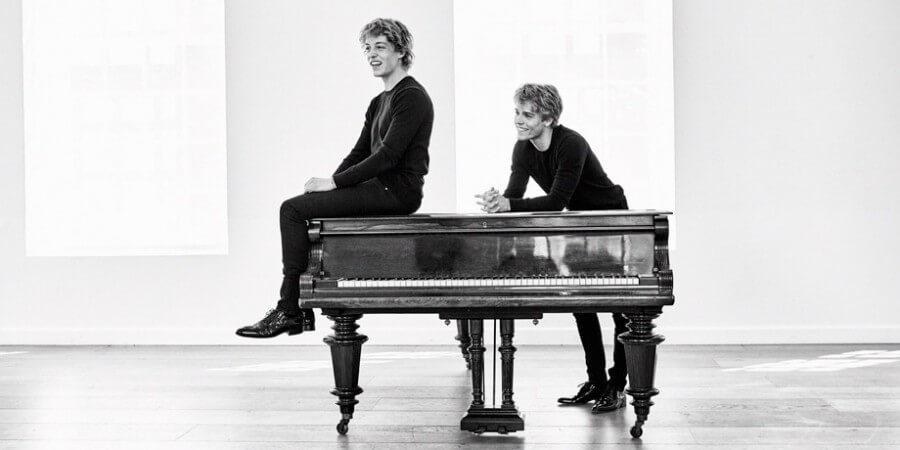 Amsterdam Sinfonietta met Lucas & Arthur Jussen