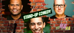 Kunstlinie Almere Flevoland - Comedy Special