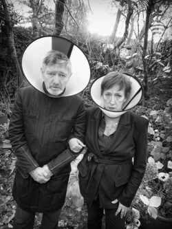 Loes Luca en Pierre Bokma - ZOEK - Foto Carel van Hees