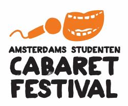 Logo Amsterdams Studenten Cabaret Festival