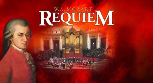 Ervaar het Requiem van Mozart