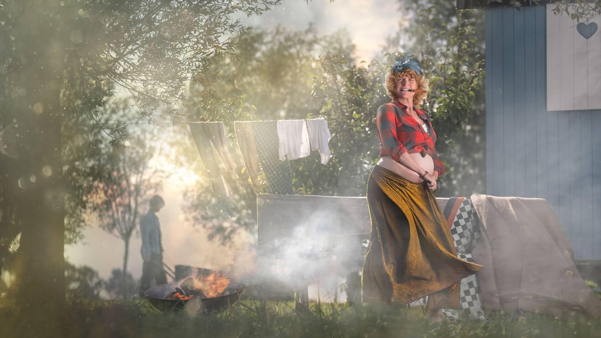 Margje Wittermans - Nestgoud - Foto Studio Loerijzer