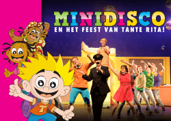 Minidisco en het feest van Tante Rita