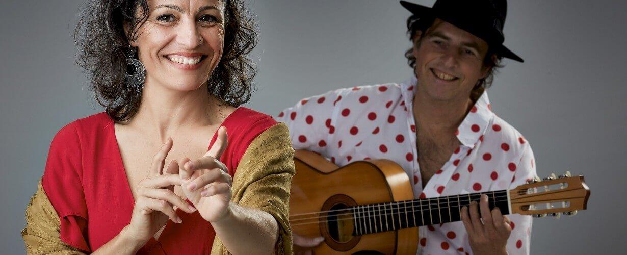 Monica Coronado & Manito - Foto Edwin Huizing