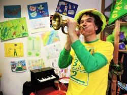 Muziek maken met Dirk Scheele (2+)