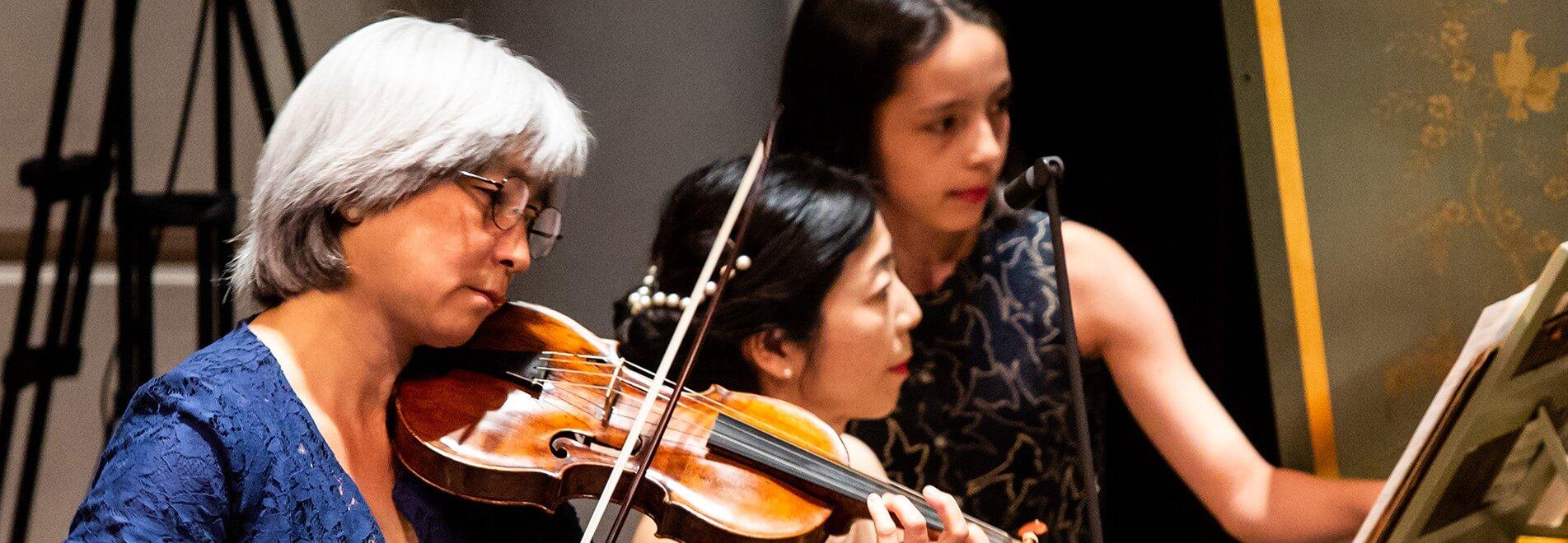 Pearls in Baroque presenteert Bachs Brandenburgse concert nr. 5