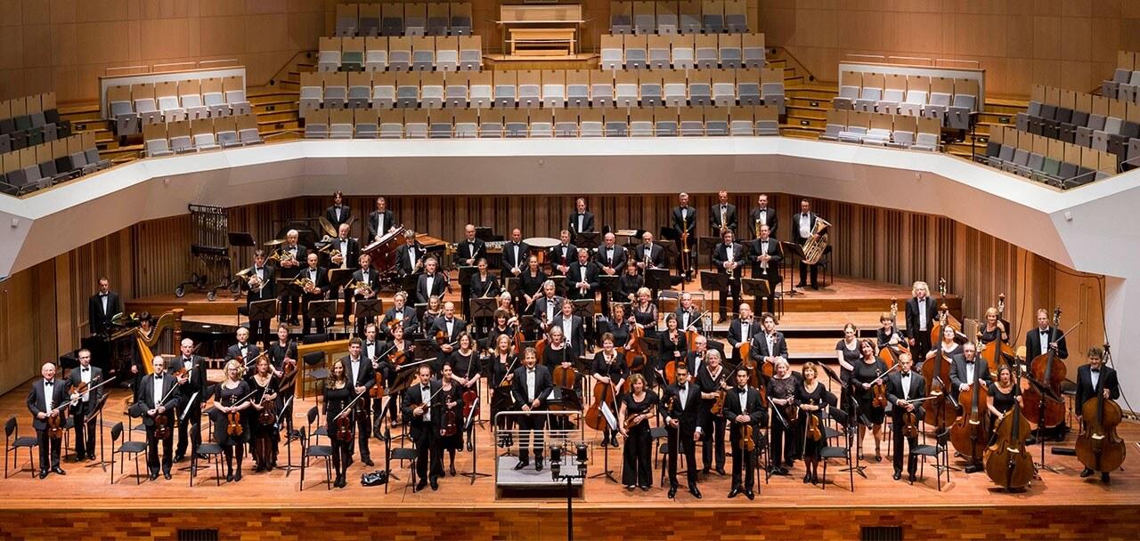 Jules van Hessen & Philips Symfonie Orkest spelen Beethovens zesde symfonie