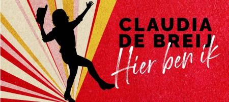 Claudia de Breij keert terug naar Carré in najaar