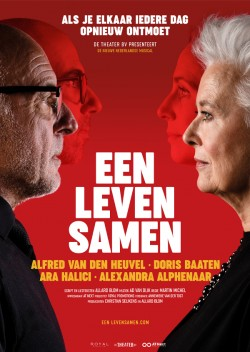 Promoposter Een leven samen - De Theater BV Royal Promotions AT Next
