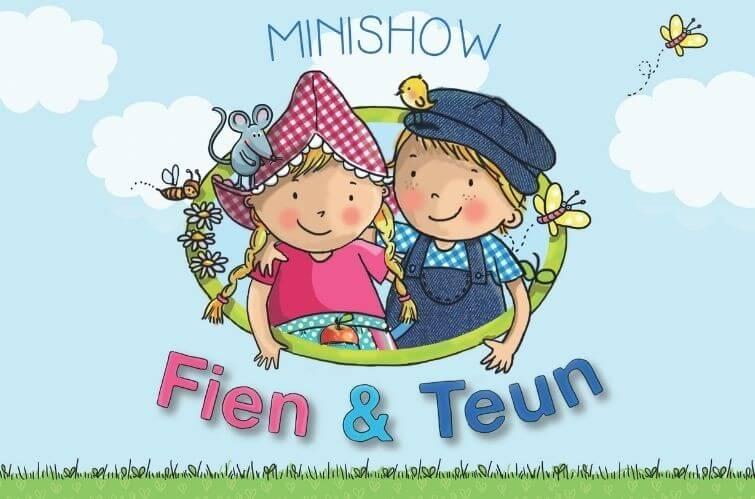 Fien en Teun minishow