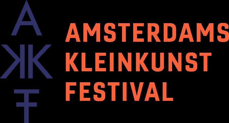 Logo Amsterdams Kleinkunst Festival (AKF)