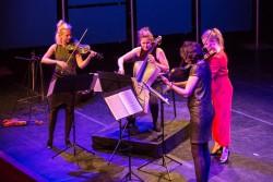 Martijn Cornet & Ragazze Quartet - Schuberts Winterreise