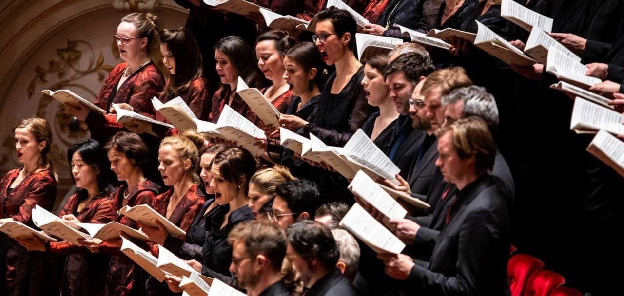 Händels Messiah door Akademie für Alte Musik Berlin en RIAS Kammerchor