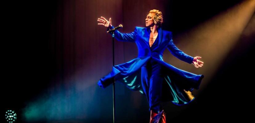 Sven Ratzke zingt Bowie