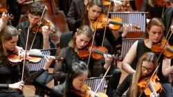 Symfonieorkest Conservatorium van Amsterdam - Lunchconcerten - Foto Thomas Lenden