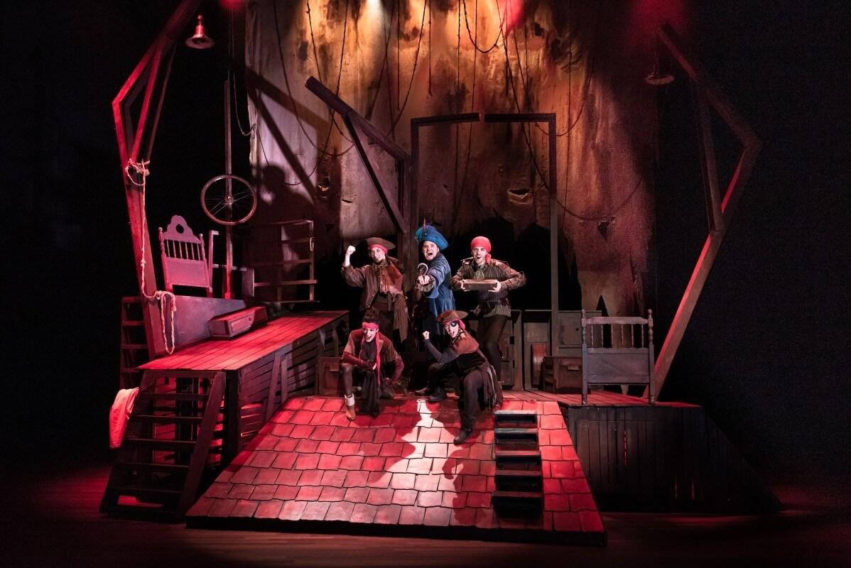 Theater Terra - Peter Pan - Foto Boy Hazes