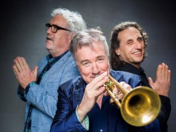 Thijs Borsten Jeroen Zijlstra & Ernst Daniël Smid - Muzikale Geloofsdialoog - Foto Merlijn Doomernik