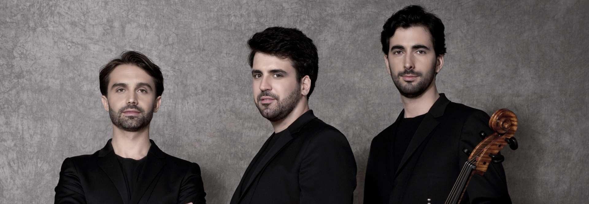 Trio Zadig met Rachmaninoff, Beethoven en Dvořák