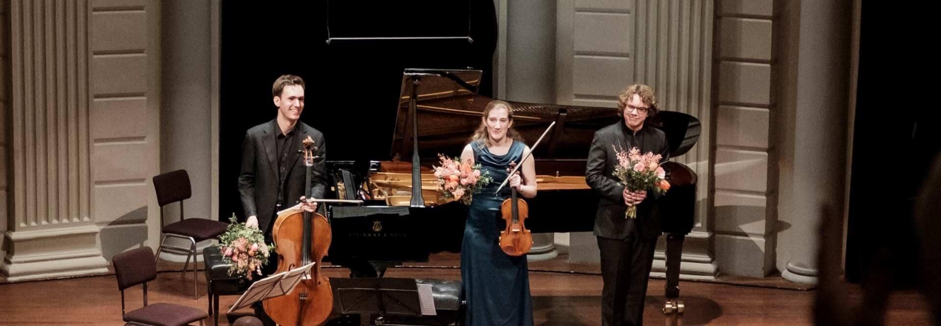 Pianotrio's in Het Concertgebouw 2020-2021