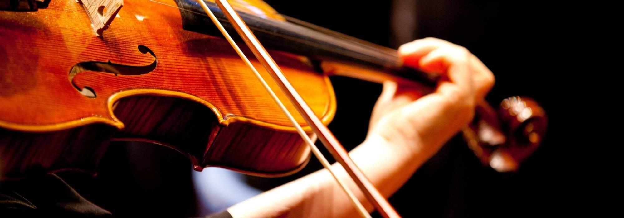 Strijkers van Phion spelen Barber en Tsjaikovski