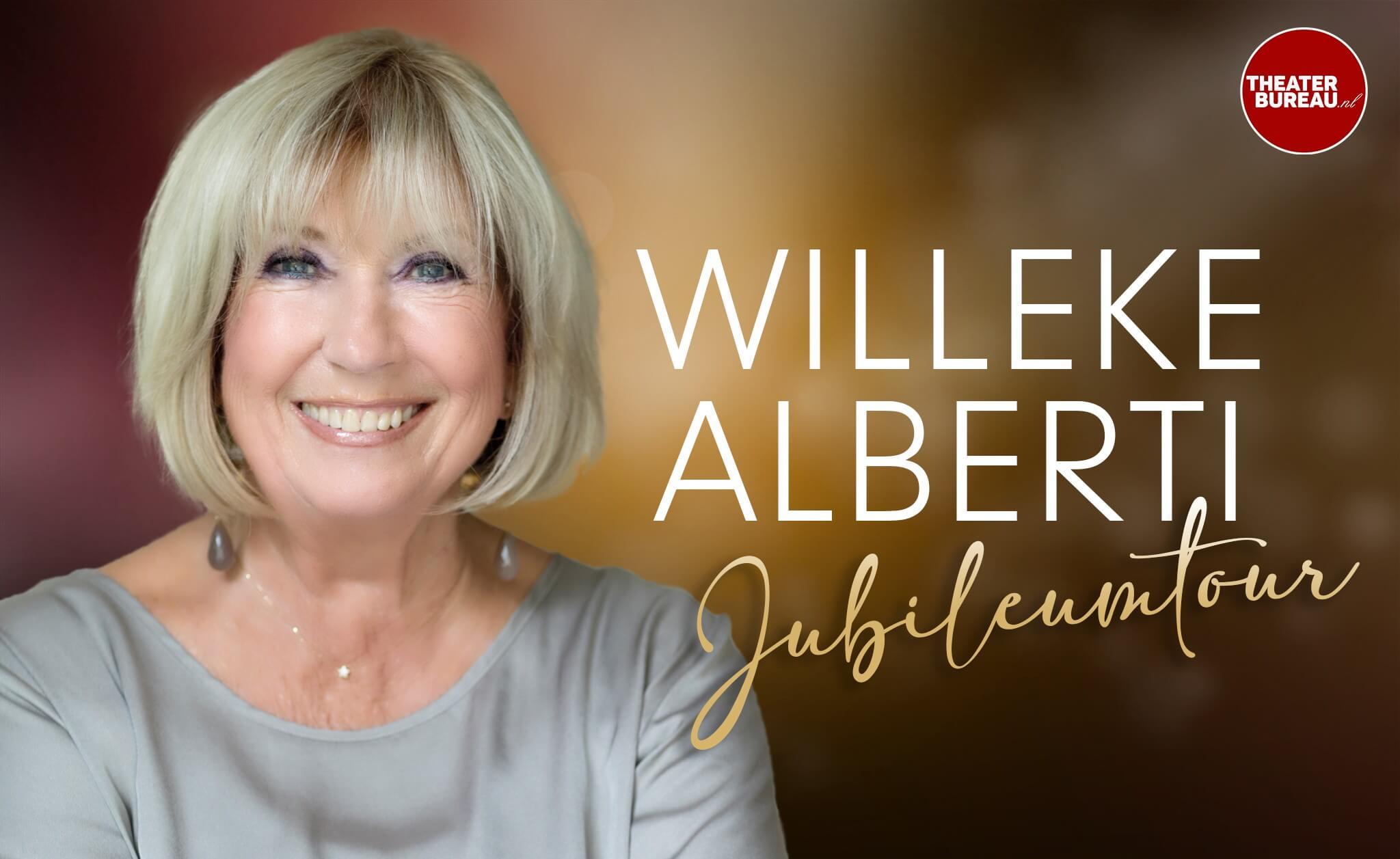 Willeke Alberti 75 jaar - Jubileumtour