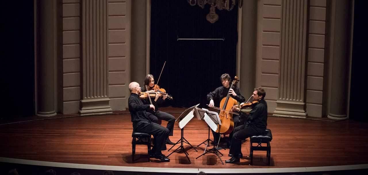 Strijkkwartetten in Het Concertgebouw 2020-2021