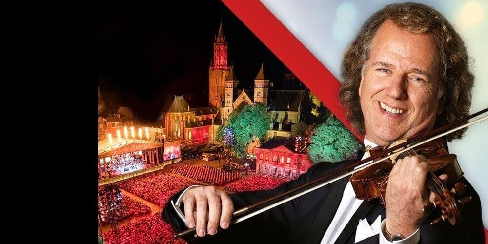 André Rieu zomerconcerten aan het Vrijthof 2020