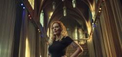 Anneke van Giersbergen Goes to Church