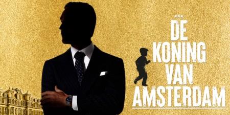 Pierre Bokma krijgt hoofdrol in musical De Koning van Amsterdam