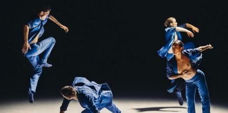 Dansers Nederlands Dans Theater mogen elkaar weer aanraken