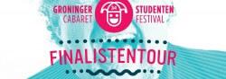 Finalistentour - 34e Groninger Studenten Cabaret Festival