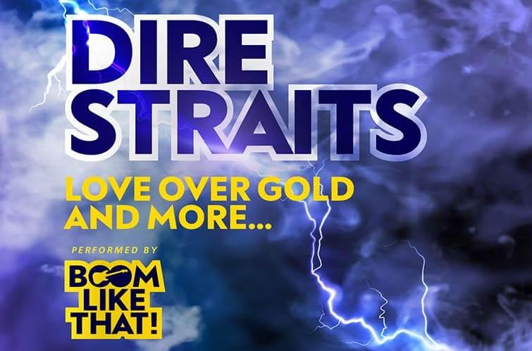 Boom like that - Dire Straits Tribute Band