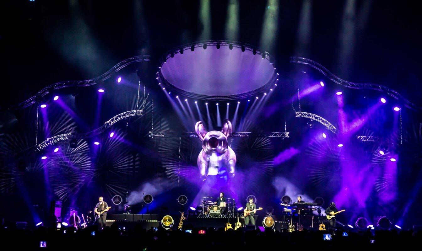 Pink Floyd's Anniversary show part 2