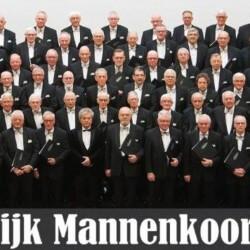Jubileum Interkerkelijk mannenkoor Drachten