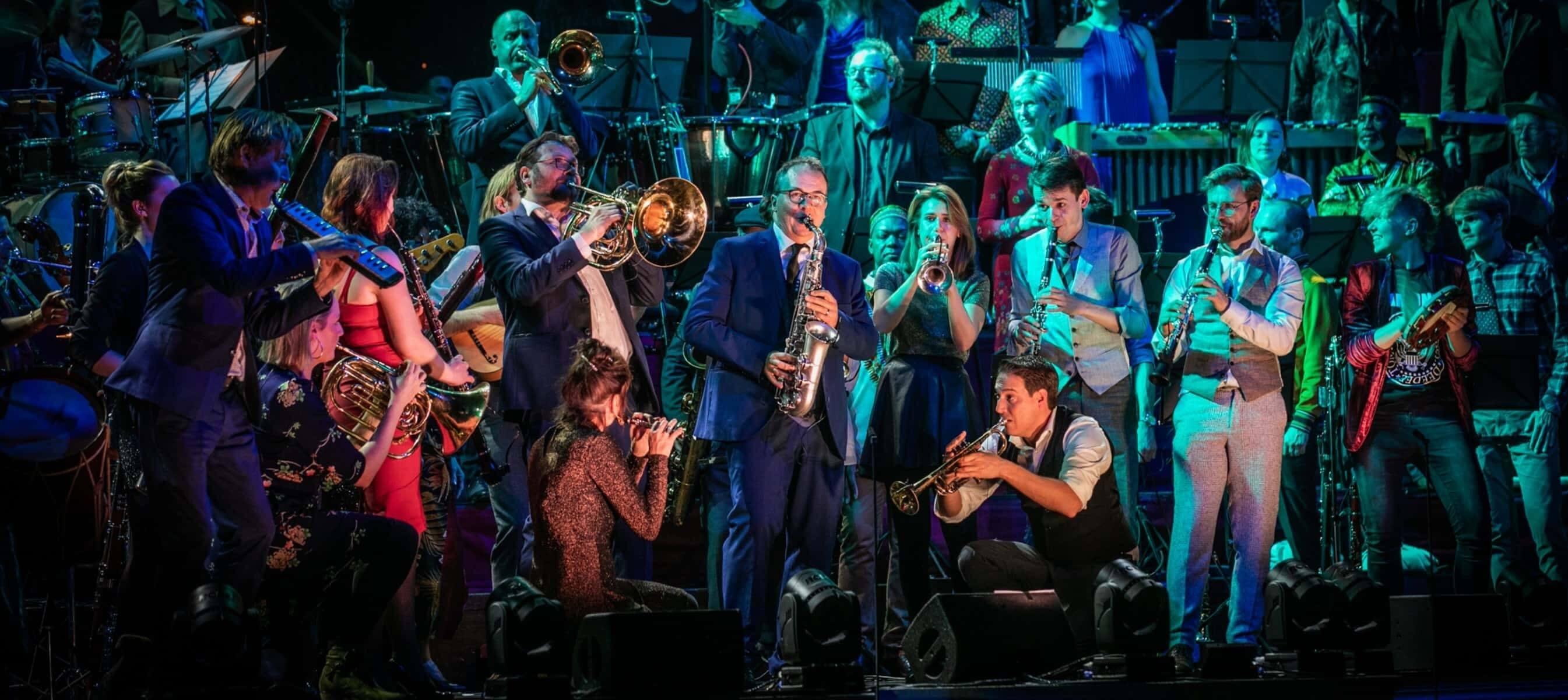 9e Beethoven - Nederlands Blazers Ensemble