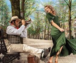 Swingin' Paris
