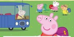 Peppa Pig - Schoolreisje naar het strand (2+)