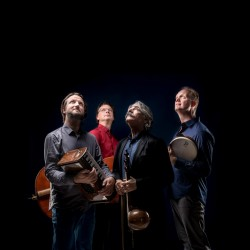 Kayhan Kalhor & Rembrandt Frerichs Trio